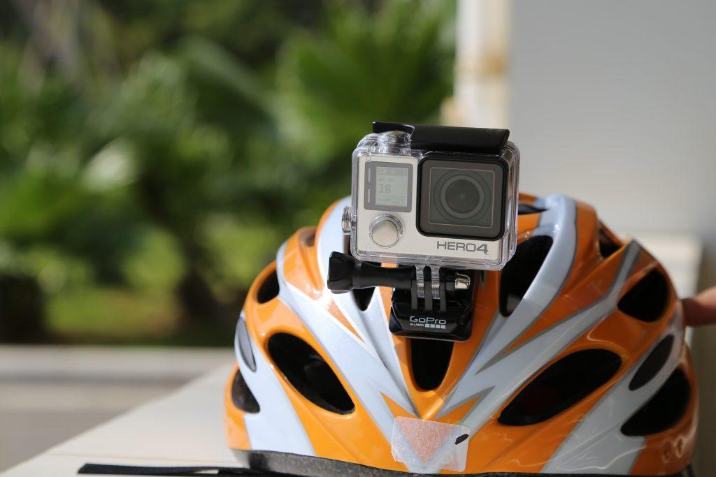 kamera dla aktywnych