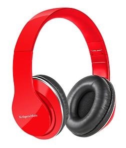 Słuchawki Kruger&Matz KM0636 czerwone
